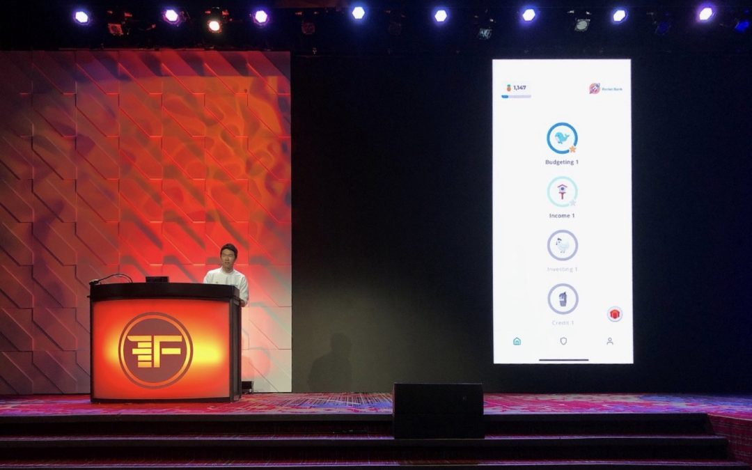 "Zogo won ""Best of Show"" at FinovateFall 2019"
