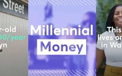 "What I love about ""Millennial Money"""