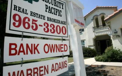 A Mortgage Meltdown