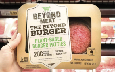 Beyond Meat is hoping for the breast, but expecting the wurst