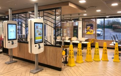 The McDonald's Dining Room is McOpen