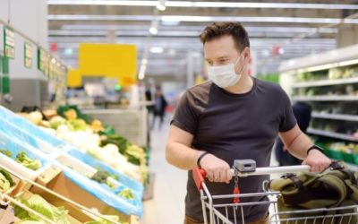 The coronavirus could permanently change how we shop for groceries