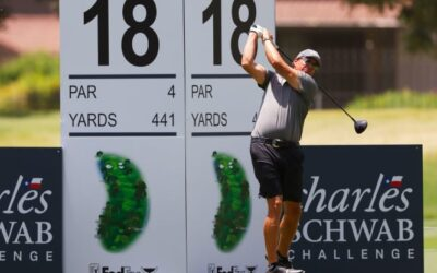 Tee-rific news! Golf is back