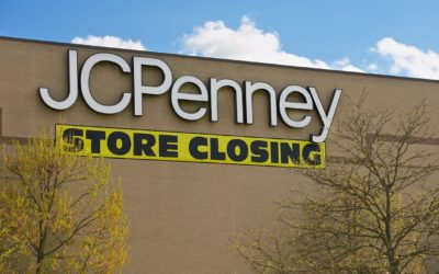 JCPenney has gone from a clothing store to a closing store