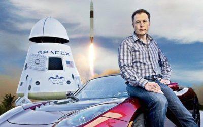 Elon Musk had a very good week