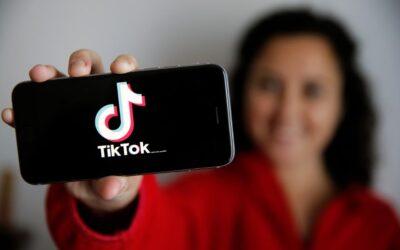It's TikTok o'clock
