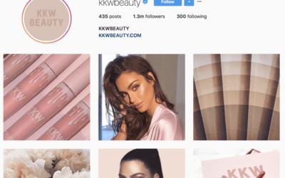 Coty's New Business Model: Instagram Model