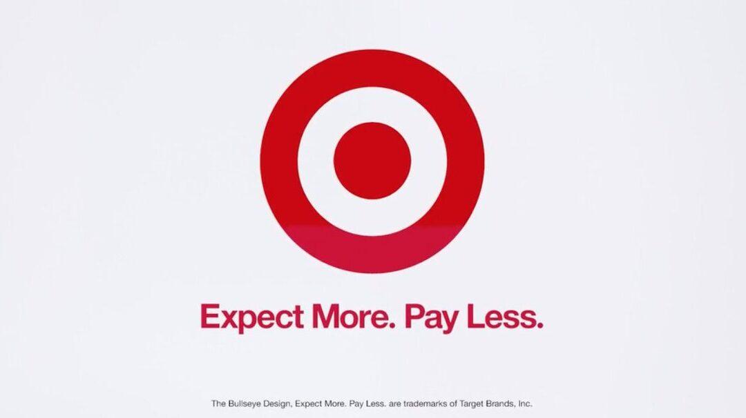 Target aims high
