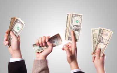 An update on consumer spending: consumers aren't spending