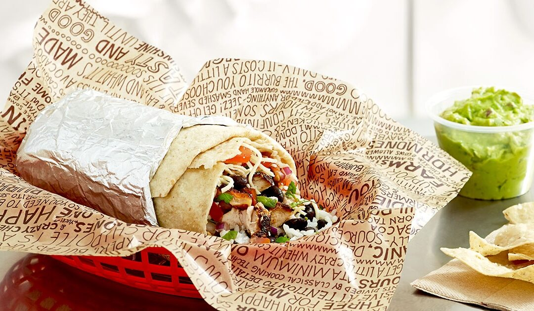 One burrito please, hold the guilt