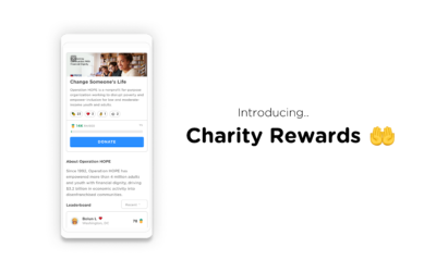 Zogo Launches Charity Rewards