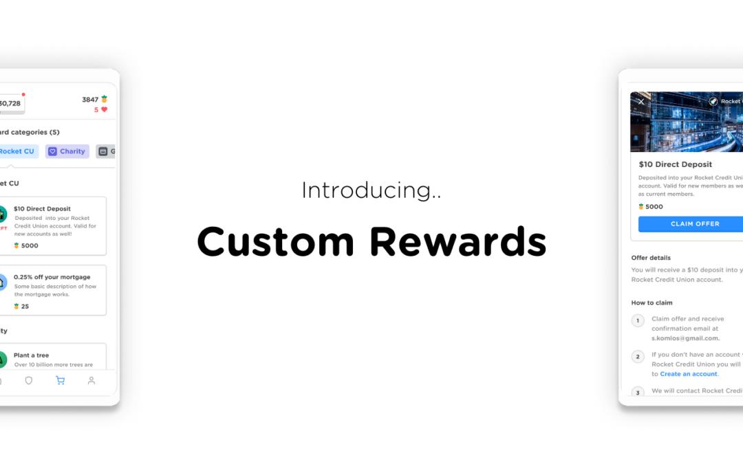 Zogo Launches Custom Rewards